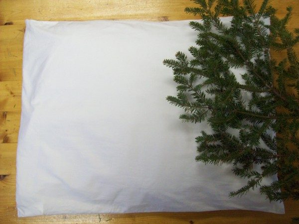 Organic Buckwheat Pillow Balsam