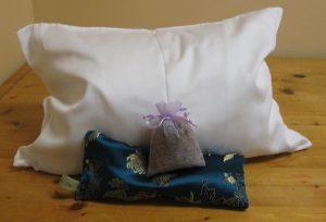 Organic Buckwheat Pillow Dream Set