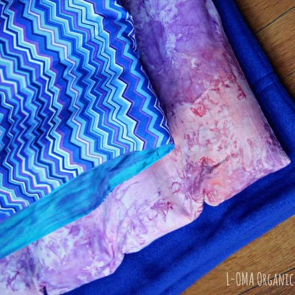 Organic Buckwheat Weighted Blankets for Autism