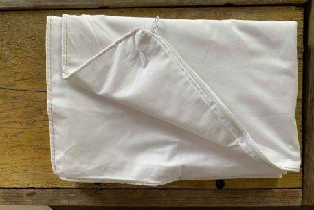 Large Inner Pillowcase for Organic Buckwheat Pillows