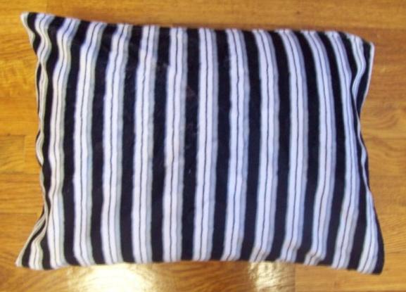 Premium Cute Pillow Cases for Kids Pillows - Black Stripes