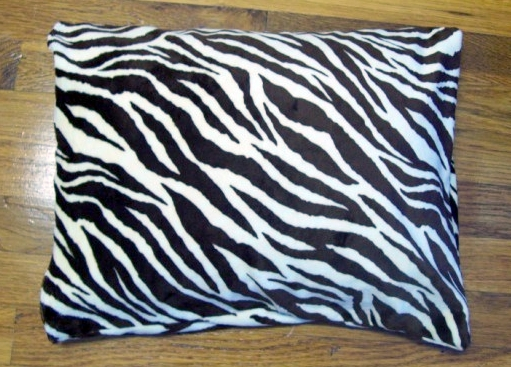 Premium Cute Pillow Cases for Kids Pillows - Zebra Print