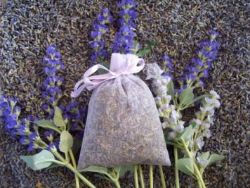 Lavender Sachet Bag Aromatherapy