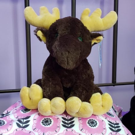 Mr. L-OMA Buckwheat Moose