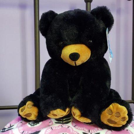 Organic Buckwheat Stuffed Bear